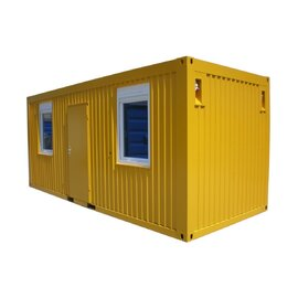 Bürocontainer  20 Füße